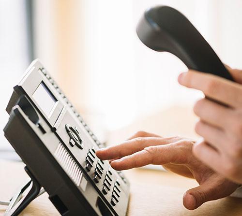 Telefon podrška